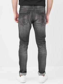 Джинсы Calvin Klein Jeans Skinny J30J318033-1BY Denim Black