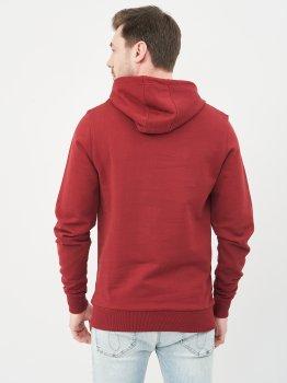 Худі Calvin Klein Jeans 10481.3 Бордове