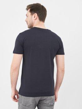 Футболка Calvin Klein Jeans 10491.4 Темно-синяя