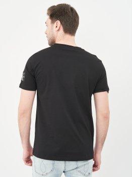 Футболка Calvin Klein Jeans 10492.1 Черная