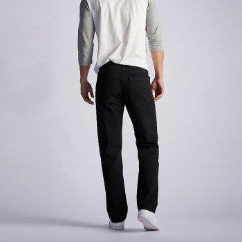 Чоловічі джинси Lee Regular Fit — Double Black (2008908)