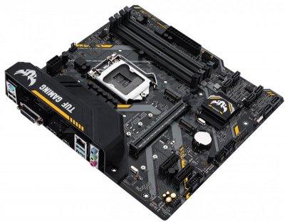 Материнская плата Asus TUF B360M-Plus Gaming Socket 1151