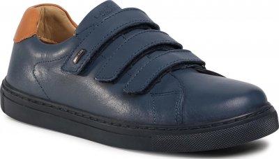 Кеды кожаные Lasocki Young CI12-2899-01(IV)CH Темно-синие