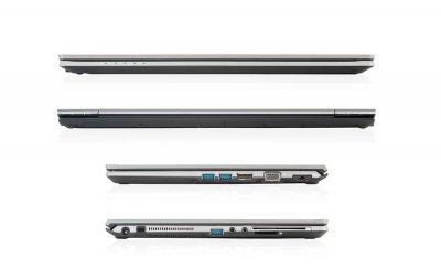 Ноутбук Fujitsu LIFEBOOK U745-Intel-Core-i5-5200U-2,2GHz-8Gb-DDR3-128Gb-SSD-W14-HD+Touch-Web- Б/В