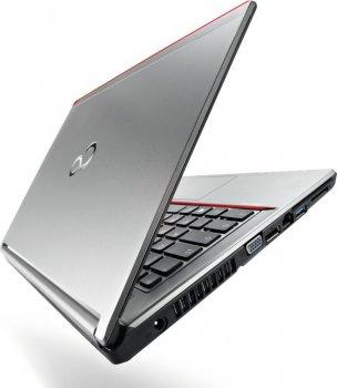 Ноутбук Fujitsu LIFEBOOK E756-Intel-Core-i5-6300M-2,4GHz-8Gb-DDR4-500Gb-HDD-W15,6-IPS-FHD-Web-(B)- Б/В