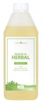 Профессиональное массажное масло «Herbal 1000 ml