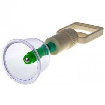 Массажные антицеллюлитные вакуумные банки 24 шт с насосом вакууматором AMST (NJ-293)
