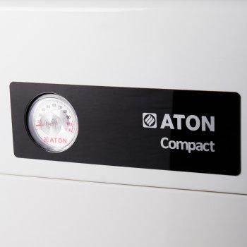 Котел газовый ATON Compact 7E (mini) + труба