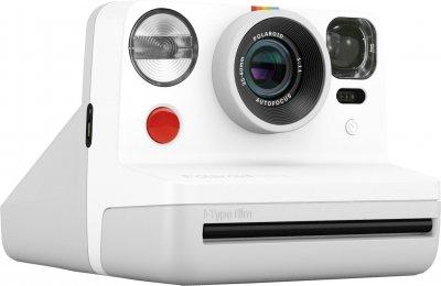 Камера моментальной печати Polaroid Now White (9027)