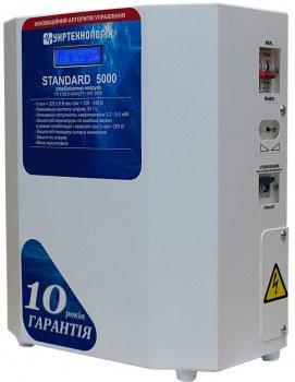 Стабілізатор напруги Укртехнологія Standard НСН-5000