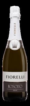 Игристое вино Fiorelli Moscato Spumante Dolce VSQA белое сладкое 0.75 л 7% (8002915000023)