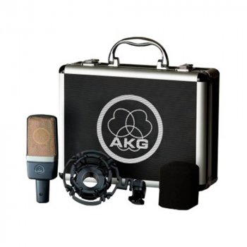 Мікрофон AKG C214 (3185X00010)