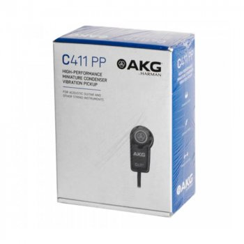 Мікрофон AKG C411 PP (2571H00040)