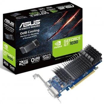 Asus GeForce GT 1030 2GB GDDR5 (GT1030-SL-2G-BRK)