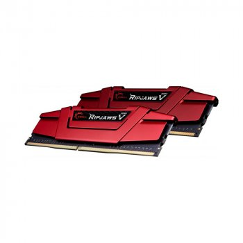 DDR4 2x8GB/3600 G.Skill Ripjaws V Red (F4-3600C19D-16GVRB)