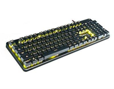Клавіатура REAL-EL M47 RGB (EL123100026)