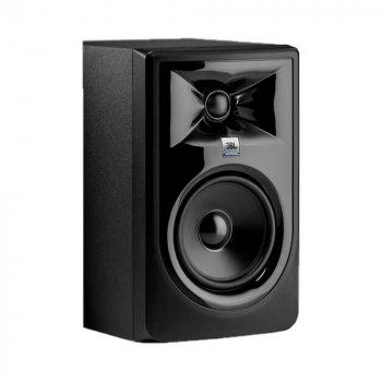 Студійний монітор JBL 308P MKII Black
