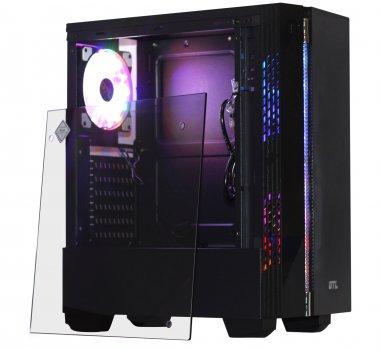 Корпус GTL 5516 Black 500W (GTL-5516-500)