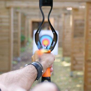 Стрелковый Лук GEOLOGIC 300 62 дюйма Черный