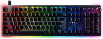 Клавиатура проводная Razer Huntsman V2 Optical Switch ENG USB (RZ03-03610100-R3M1)