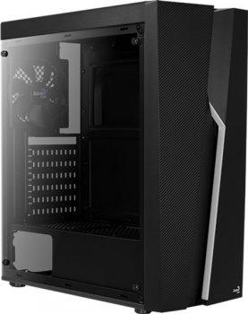 Корпус Aerocool Bolt RGB Black