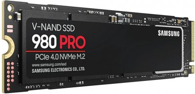 Samsung 980 Pro 1TB M. 2 PCIe 4.0 x4 V-NAND 3bit MLC (MZ-V8P1T0BW)