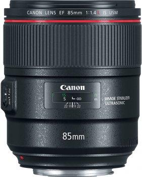 Canon EF 85 mm f/1.4 L IS USM Black (2271C005) Офіційна гарантія!