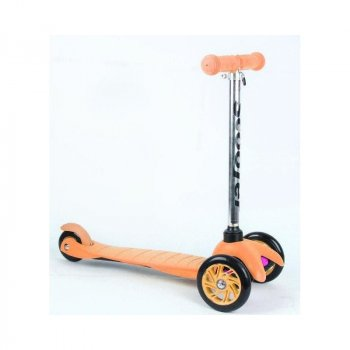 Самокат для діток Scooter від 2 років помаранчевий