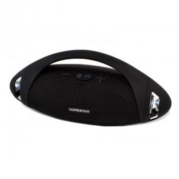 Портативная влагозащищенная Bluetooth колонка HopeStar H37 Black