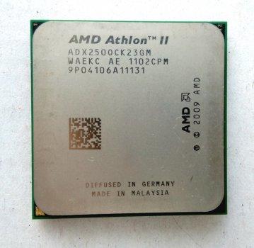 Процесор AMD Athlon II X2 250 3,0 GHz sAM3 Tray (ADX250OCK23GM ADX250OCK23GQ) Regor Б/У