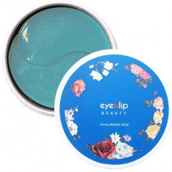 Патчі для обличчя Eyenlip Hyaluronic Acid Hydrogel Eye Patch 60 шт 84 г (8809555250425)