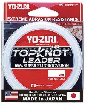 Флюорокарбон Yo-Zuri Topknot Leader 30 YDS 30 Lbs (0.470 мм) (R1231-NC)
