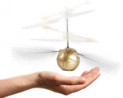 Іграшка Wizarding World Золотий сніч (WW-1001) (5055394009943)