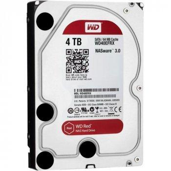 Жорсткий диск WD 3.5 Red 4 TB (WD40EFRX)