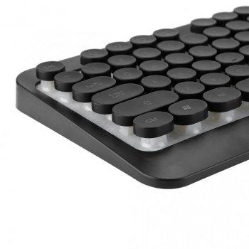 Дротова клавіатура ігрова Promotech M300 з підсвічуванням