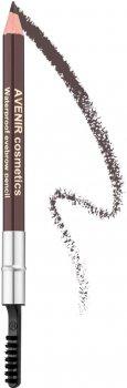 Олівець для брів Avenir Cosmetics Кава з попелом 73 1.7 г (5900308131282)