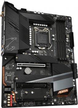 Материнська плата Gigabyte B560 Aorus Pro AX (s1200, Intel B560, PCI-Ex16)