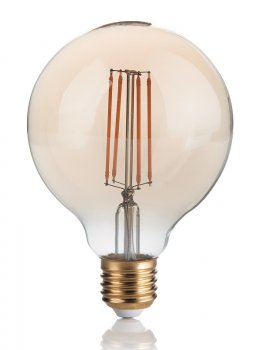 Світлодіодна лампа Ideal Lux Vintage E27 4W Globo Small 2200K Dimmer (223933)