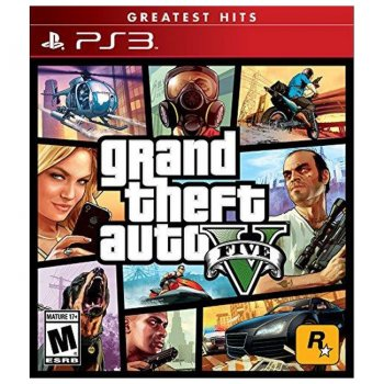 Grand Theft Auto V (PS3) Rus Sub