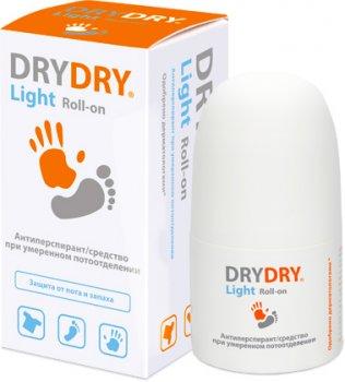 Дезодорант для тела Dry Dry Light Драй Драй Лайт 50 мл (7350061291040)