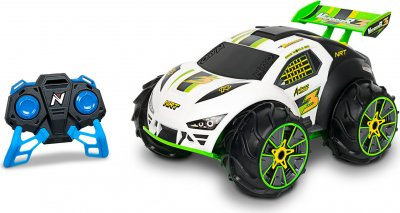 Машина-амфібія на р/к Nikko VaporizR 3 Зелена (10022)