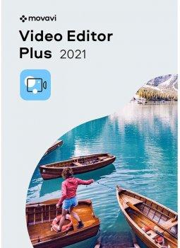 Movavi Відеоредактор Плюс для Mac 15 Персональна для 1 ПК (електронна ліцензія) (MovVEplusMac pers)