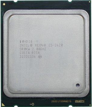 Процесор Intel Xeon E5-2620 2.00 GHz/15MB/7.2 GT/s (SR0KW) s2011, tray