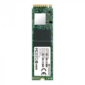 Накопичувач SSD M.2 2280 128GB Transcend (TS128GMTE110S)