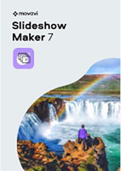 Movavi слайдшоу для Mac 7 Бізнес для 1 ПК (електронна ліцензія) (MovSLSh2Mac bus)