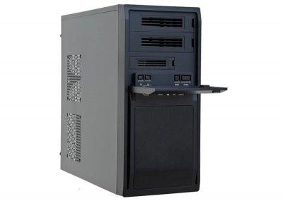 Корпус Chieftec Libra LG-01B-500S8, 500W, 1xUSB3.0, Black