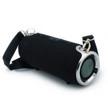 Портативная Bluetooth колонка T&G Portable Speaker XTR mini, громкая связь, FM радио, черная
