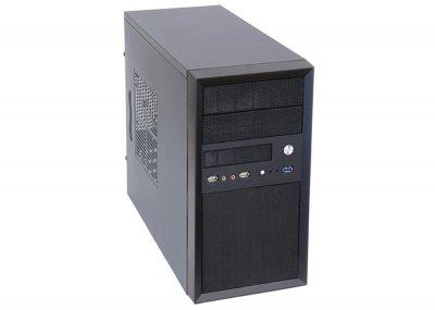 Корпус Chieftec Mesh CT-01B-500S8, 500W, 1x USB3.0, 2xUSB2.0, Black