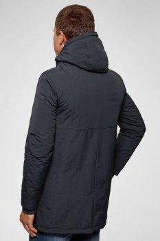 Куртка зимняя Oodji Синий 1L422005M/46215N/7900N