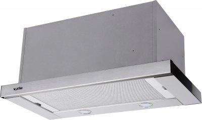 Витяжка VENTOLUX GARDA 60 INOX (1300) SMD LED